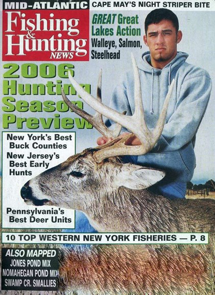 Fishing & Hunting News Cover - 8/7/2006