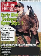 Fishing & Hunting News 8/21/2006