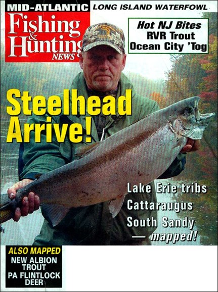 Fishing & Hunting News Cover - 12/14/2006