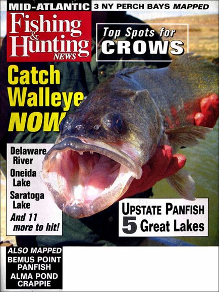 Fishing & Hunting News Cover - 2/21/2007