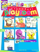 Preschool Friends Magazine 4/1/2007