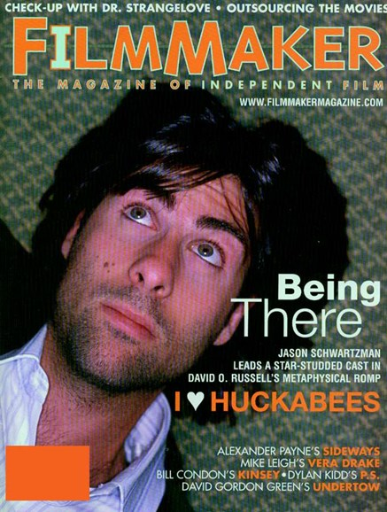 Filmmaker: The Magazine Of Independent Film Cover - 11/1/2004