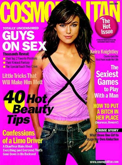 Cosmopolitan Cover - 7/23/2004