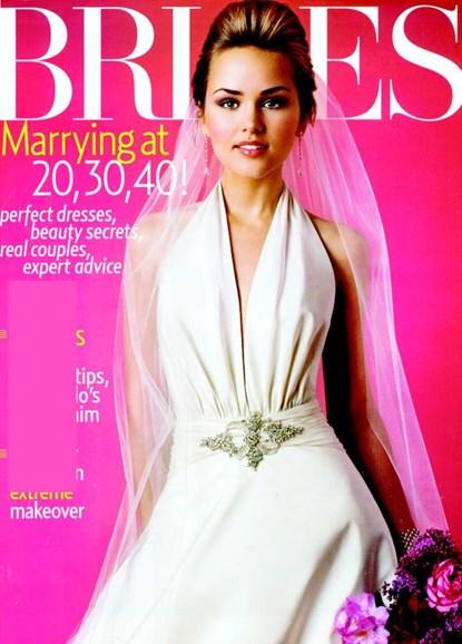 Brides Cover - 9/1/2005