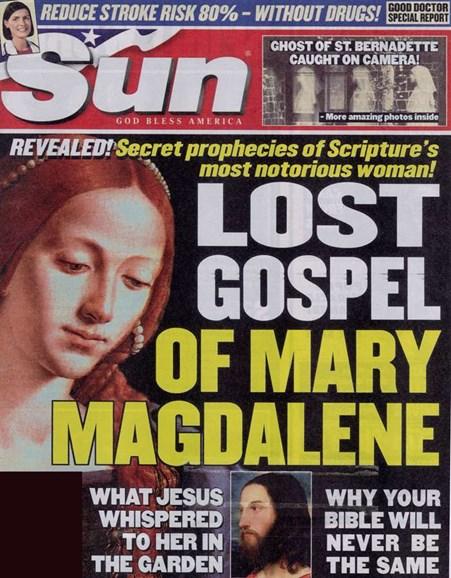 Sun Cover - 5/1/2006