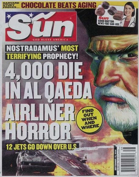 Sun Cover - 9/14/2006