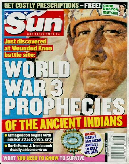 Sun Cover - 10/3/2006