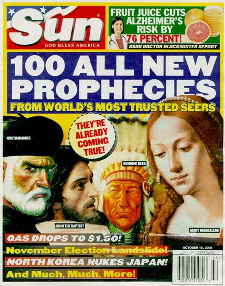 Sun Cover - 10/14/2006