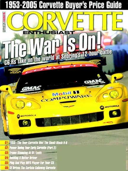 Cars & parts Cover - 8/1/2005