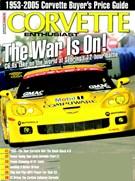 Auto Enthusiast Magazine 8/1/2005