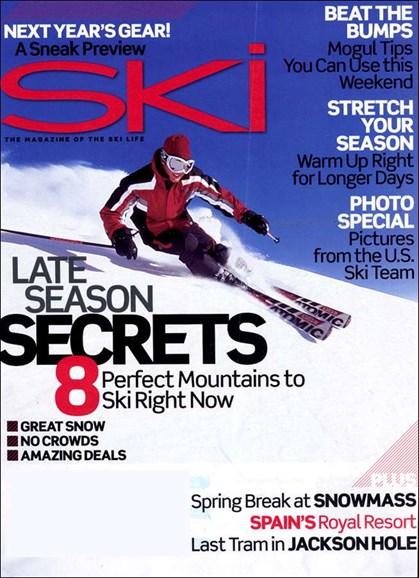 Ski Cover - 4/1/2006