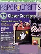Paper Crafts 10/1/2006