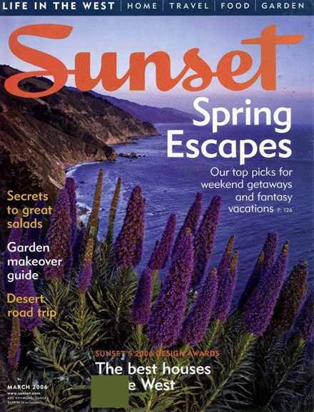 Sunset Cover - 3/1/2006