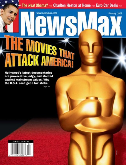 Newsmax Magazine Cover - 2/1/2007