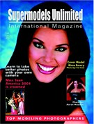 Supermodels Unlimited Magazine 9/1/2002
