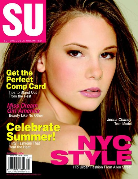 Supermodels Unlimited Cover - 9/1/2004