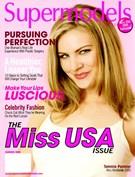 Supermodels Unlimited Magazine 8/1/2005