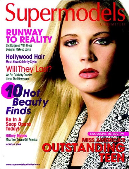 Supermodels Unlimited Cover - 1/1/2006