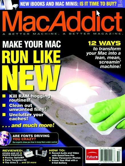 Mac | Life Cover - 9/1/2005