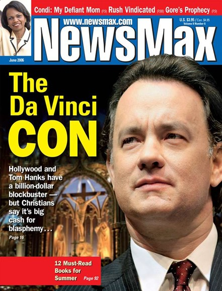 Newsmax Magazine Cover - 6/1/2006