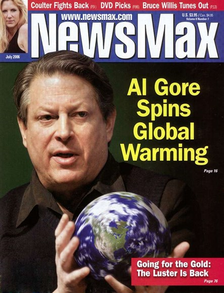 Newsmax Magazine Cover - 7/1/2006
