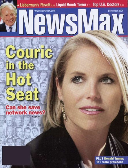 Newsmax Magazine Cover - 9/1/2006