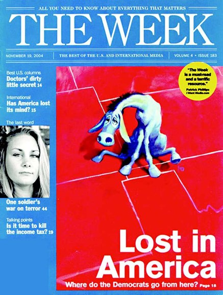 The Week Cover - 11/1/2004
