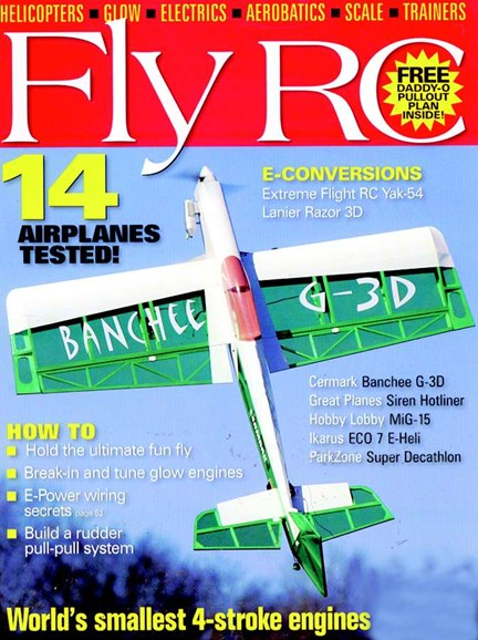 Fly RC Cover - 6/1/2005