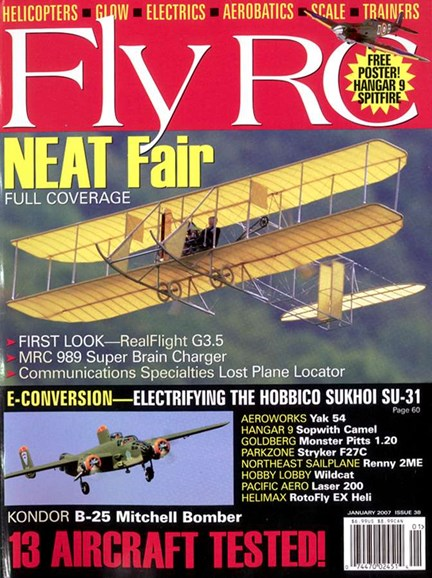 Fly RC Cover - 1/1/2007