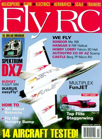 Fly RC Cover - 2/1/2007