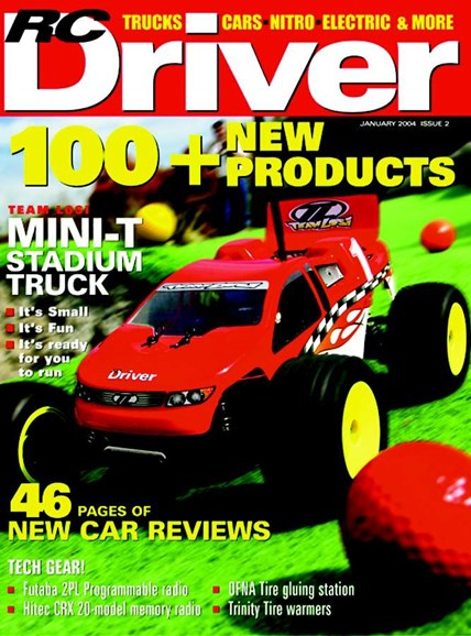 RC Driver Cover - 1/1/2004