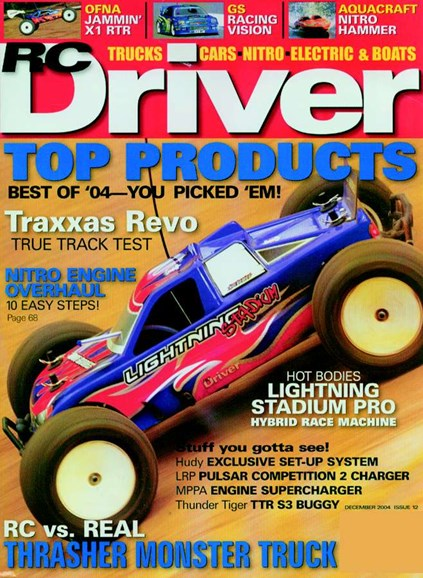 RC Driver Cover - 12/1/2004