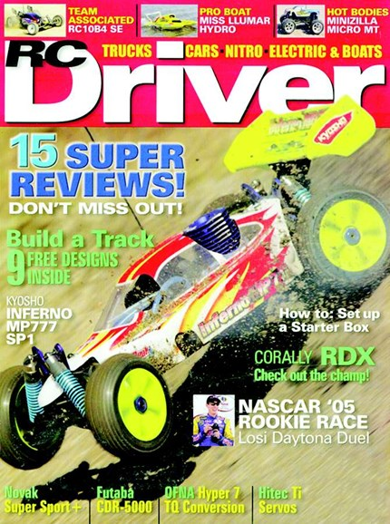RC Driver Cover - 6/1/2005