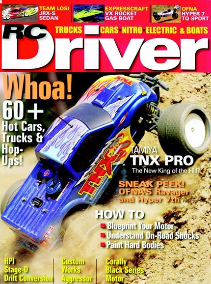 RC Driver Cover - 7/1/2005