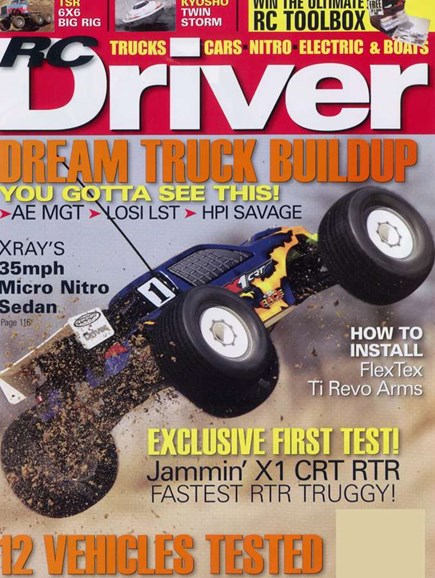 RC Driver Cover - 6/1/2006