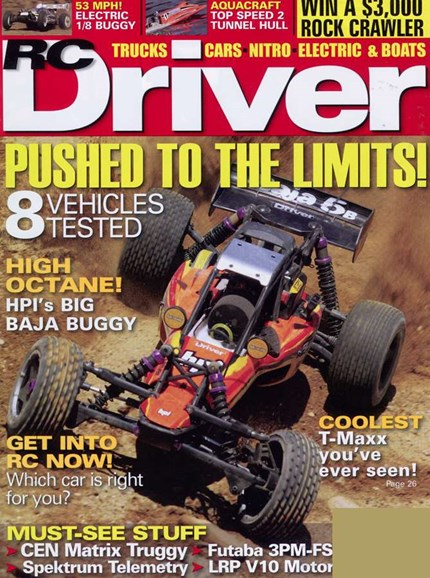 RC Driver Cover - 7/1/2006