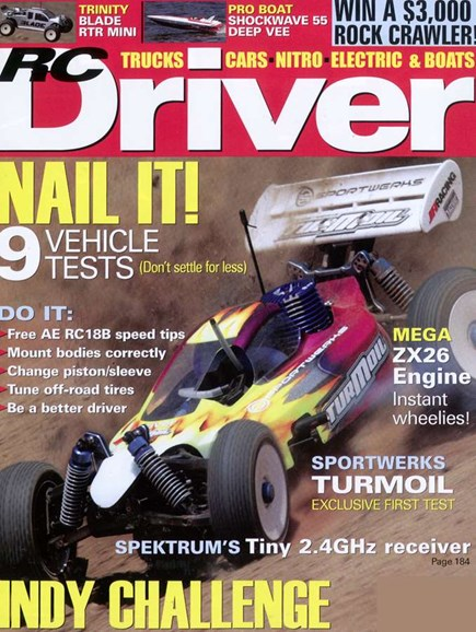 RC Driver Cover - 8/1/2006