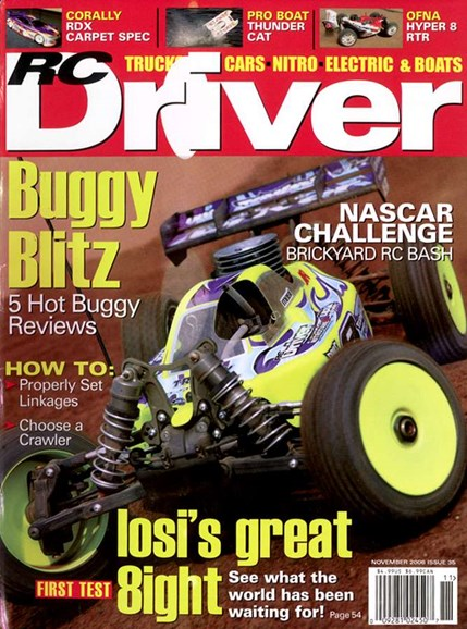 RC Driver Cover - 11/1/2006