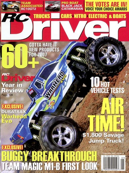 RC Driver Cover - 1/1/2007