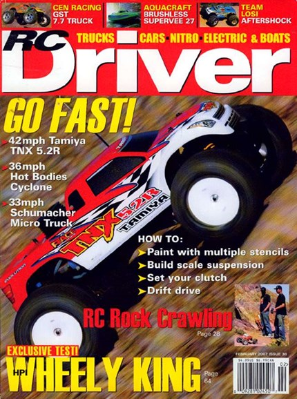 RC Driver Cover - 2/1/2007