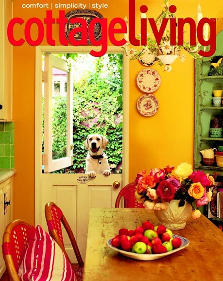 Cottage Living Cover - 8/1/2004