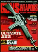 Guns & Weapons For Law Enforcement Magazine 1/1/2003