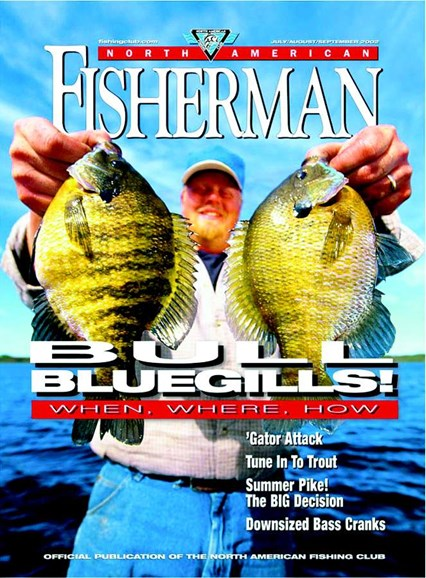 North American Fisherman Cover - 7/1/2002