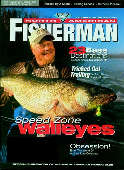 North American Fisherman Cover - 1/1/2005
