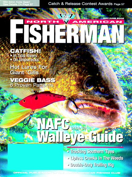 North American Fisherman Cover - 6/1/2005