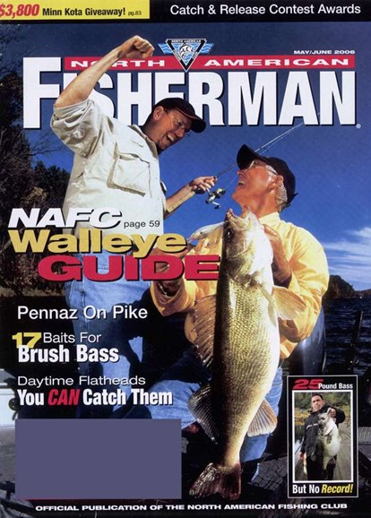 North American Fisherman Cover - 5/1/2006