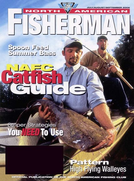 North American Fisherman Cover - 9/1/2006