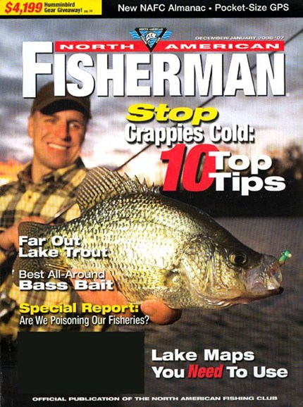 North American Fisherman Cover - 1/1/2007