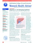 Women's Health Advisor 8/1/2002