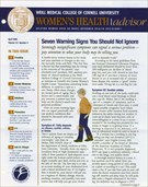 Women's Health Advisor 4/1/2006
